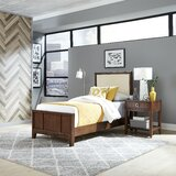 Robbinsdale 2 Piece Bedroom Set by Wrought Studio™