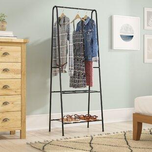Tarbell 61.5cm Wide Clothes Rack By Wayfair Basics