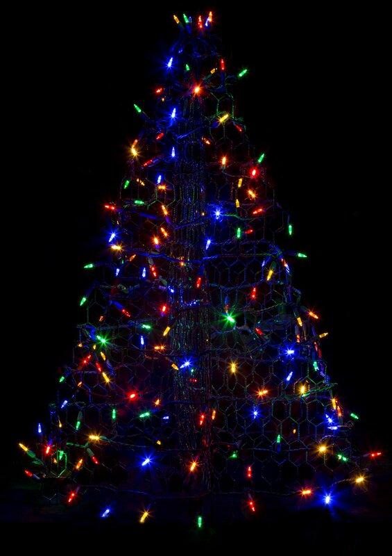 Led Mini Christmas Tree