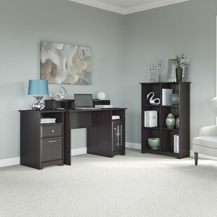 Hillsdale 3-Piece Standard Desk Office Suite by Red Barrel Studio