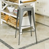 Pettit Bar & Counter Stool (Set of 2) by 17 Stories