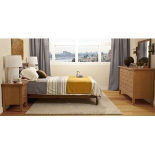 Loon Peak Arwood Platform Configurable Bedroom Set