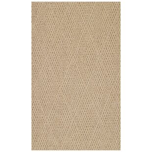 Burgher Brown Machine Woven Indoor/Outdoor Area Rug