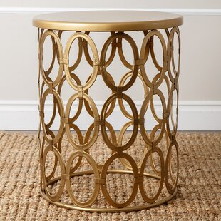 Willa Arlo Interiors Griffith End Table