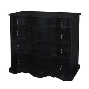 Harford 4 Drawer Chest by Astoria Grand