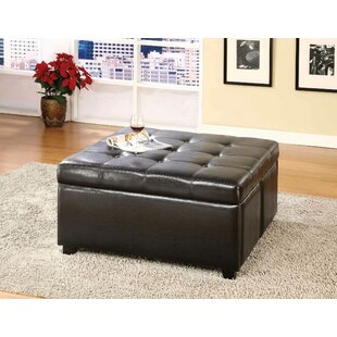 HamLake Tufted Storage Ottoman by Fleur De Lis Living