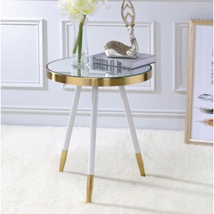 Brockton Antique End Table Mercer41