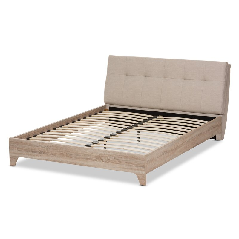 o costa products bed platform full lounge pbteen