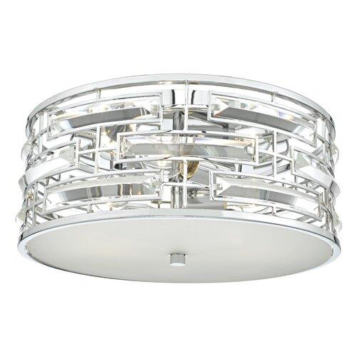 Deckenleuchte 3-flammig Willa Arlo Interiors | Lampen > Deckenleuchten > Deckenlampen | Willa Arlo Interiors