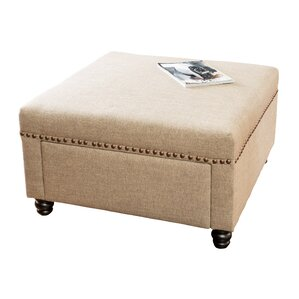 Darby Square Storage Ottoman by Home Loft Concepts