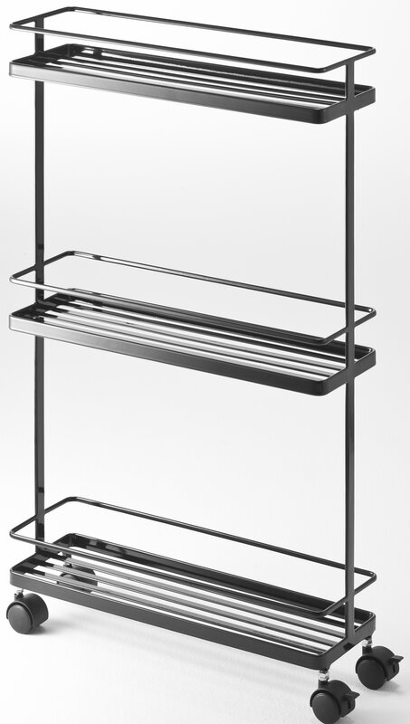 Tower Rolling Kitchen Storage Cart & Reviews | AllModern