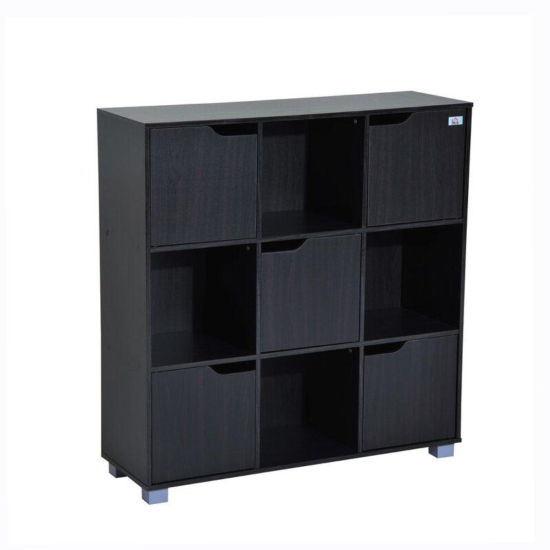 Merveilleux Thiessen 9 Cubby Storage Organizer Cube Unit Bookcase