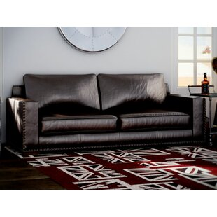 Lemon Grove Leather Sofa
