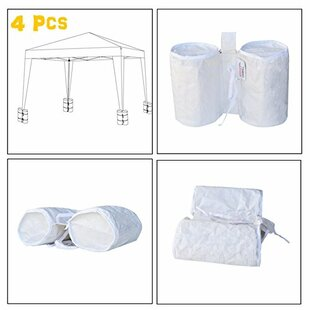 Canopy Tent Weight Sand Bag Anchor Kit by Sunrise Outdoor LTD