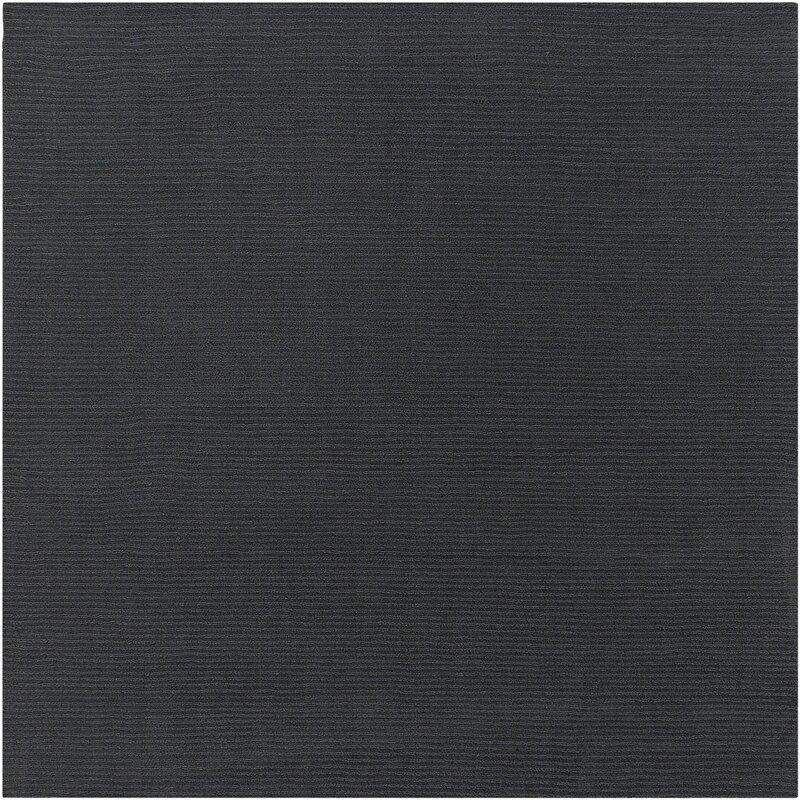 Villegas Dark Gray Area Rug