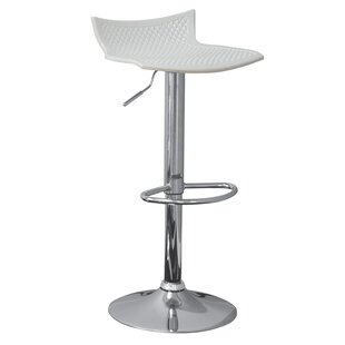 Order Tamara Adjustable Height Swivel Bar Stool (Set of 2) by Orren Ellis