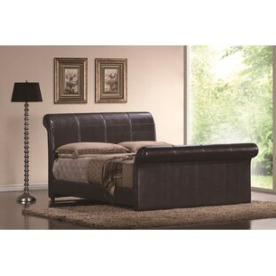 Otego Upholstered Sleigh Bed