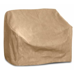 Budge Industries Chelsea Small Outdoor Sofa Cover for Loveseat/Bench