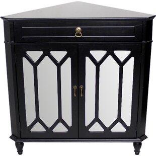 Tall Black Corner Cabinet   Wayfair
