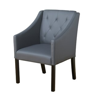 Tufted Guest Armchair by TMS