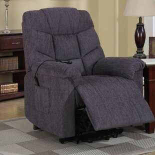 Dillow Power Lift Assist Recliner by Red Barrel Studio