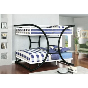Find a Cervia Full over Full Bunk Bed by Hokku Designs Reviews (2019) & Buyer's Guide