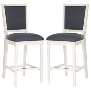 Compare & Buy Allegra 30 Bar Stool (Set of 2) by One Allium Way Reviews (2019) & Buyer's Guide