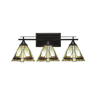 Latitude Run Mindi 3-Light Vanity Light