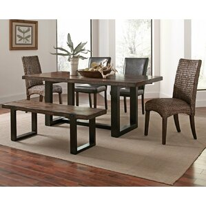Newport 6 Piece Dining Set by Infini Furn..