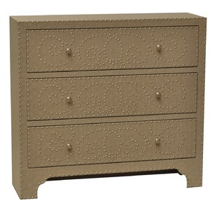 Springfield 3 Drawer Nailhead ..