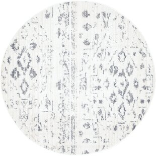 Bearden Ivory Area Rug by Bungalow Rose