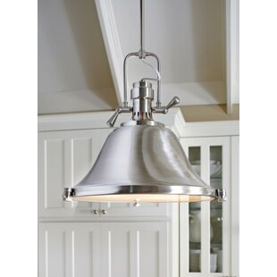 Chiaramonte 1-Light Dome Penda..