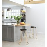 Counter and Bar Stool (Set of 2) by Everly Quinn