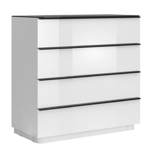 Aquin 4 Drawer Standard Chest