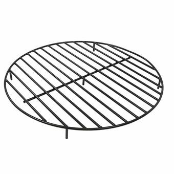 Master Flame 17 Teepee Fire Pit Grate Wayfair