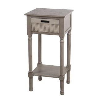 Best Gault End Table by Highland Dunes