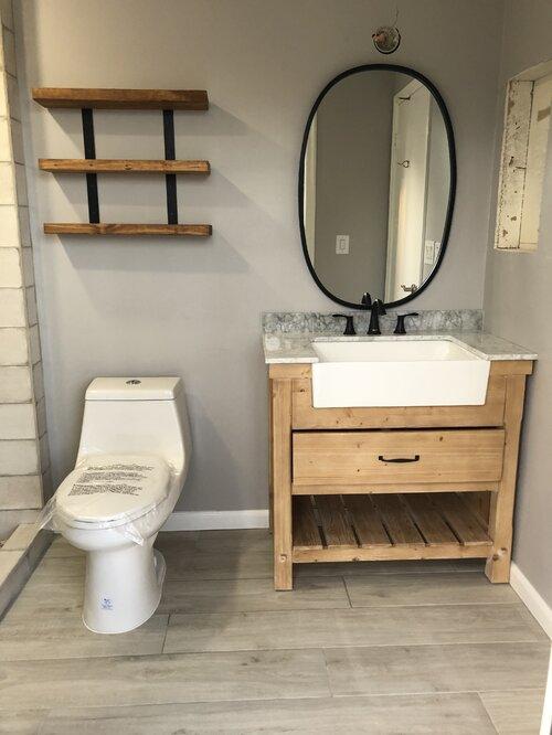 200 Farmhouse Bathroom Design Ideas Wayfair