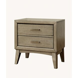 Compare & Buy Albarado 2 Drawer Nightstand by Brayden Studio