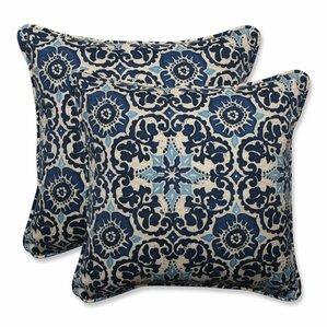 Beautiful Hilldale Indoor/Outdoor Throw Pillow (Set Of 2)