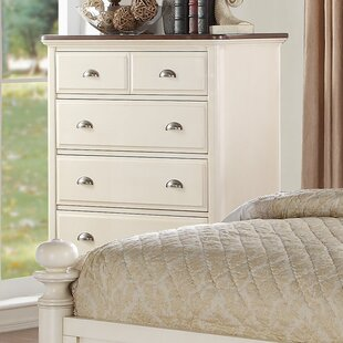 Rosecliff Heights Sandhill 6 Drawer Chest