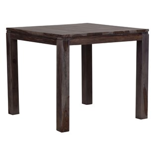Pereyra Counter Height Solid Wood Dining Table
