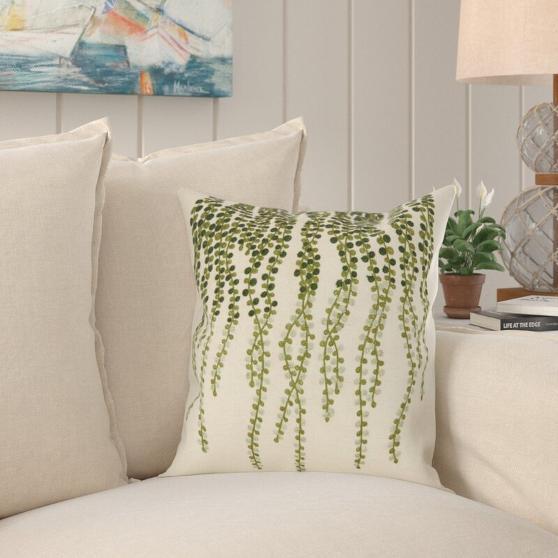 Bay Isle Home Darin Throw Pillow Reviews Wayfair