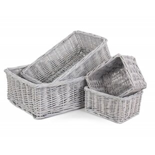 Jazmin 4 Piece Serving Tray By House Of Hampton