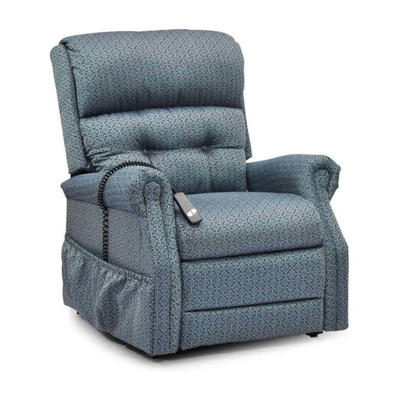 Medi Lift Chair med-lift two-way reclining lift chair & reviews | wayfair