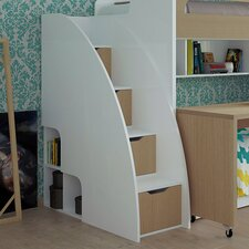 Bel Mondo Steps Bookcase by Multimo