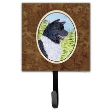 Akita Leash Holder and Wall Hook by Caroline's Treasures