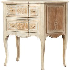 Stanford 2 Drawer Chest by One Allium Way