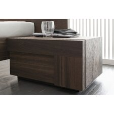 Air 1 Drawer Nightstand by Rossetto USA