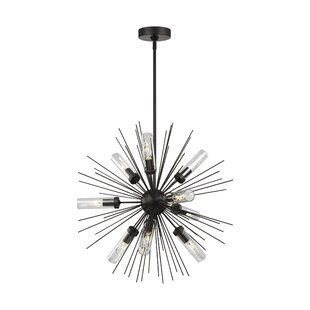 Anderson Mill 9-Light Outdoor Chandelier