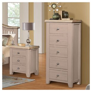 5 Drawer Chest By August Grove